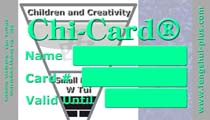 feng shui card children